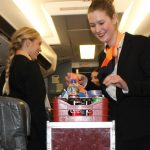 IATA stewardess opleiding/ IATA steward opleiding in beeld