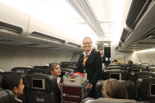 Opleiding Stewardess Reisleider Hostess van TAT beroepsopleidingen