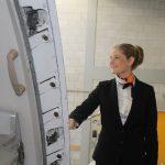 TAT opleiding stewardess op Schiphol