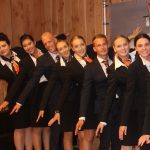 Start schooljaar Stewardess