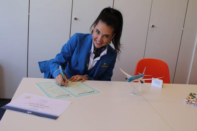 TAT opleiding stewardess